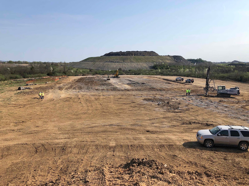 Construction Progress April 8, 2021