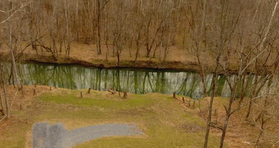 Future Opequon Creek Intake